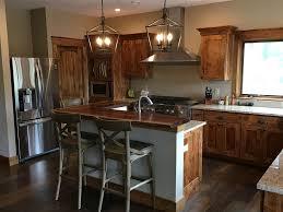 knotty alder kitchen cabinets knotty alder kitchen cabinets and black walnut live edge