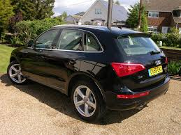 Audi Q5 Diesel - file 2009 audi q5 se tdi quattro flickr the car spy jpg