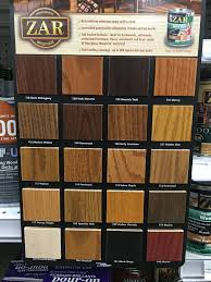 decorating zar wood stain color chart zar stain oil based