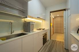 kitchen cabinet ideas singapore small kitchen design in singapore s interior design