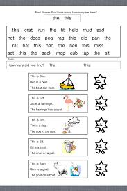 phonic sentences worksheets releaseboard free printable