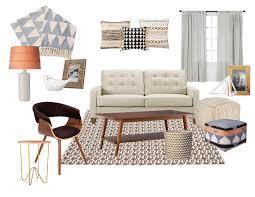 cheap living room makeover emily henderson target fiona andersen