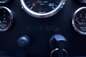 volvo penta engine instrument panel u2013 ac dc marine inc