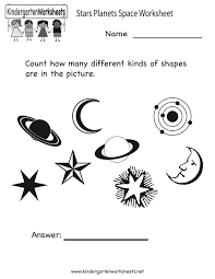 nine planets worksheet page 3 pics about space