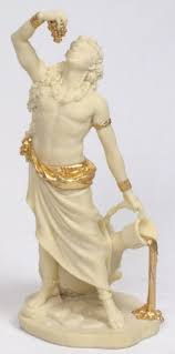 dionysus greek god statue amazon com dionysus greek god sculpture statue wine roman bacchus