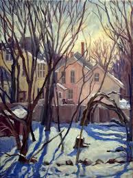 Backyard Oil 185 Best Art I Love Images On Pinterest Oil Paintings Landscape
