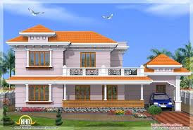 House Front View Model Design