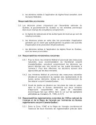 bureau gouvernement du canada accord entre le gouvernement du canada et le gouvernement du québec s