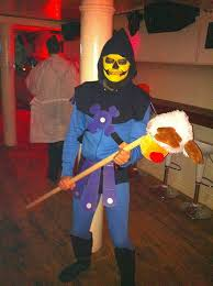 Man Halloween Costumes Skeletor Costume Man Masters Universe