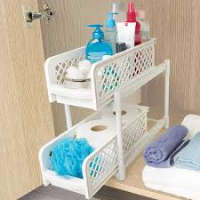 Bathroom Basket Drawers Portable Basket Drawers