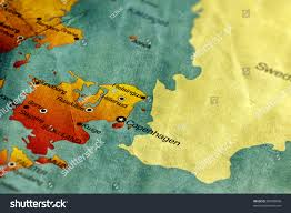 Ancient World Map by Ancient World Map Denmark Stock Photo 85548898 Shutterstock