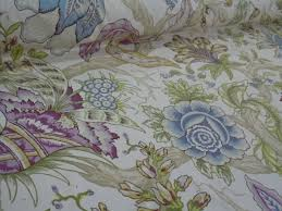 Home Decor Designer Fabric Floral Radiance Color Home Decor Designer Fabric