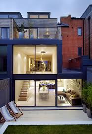 home design exterior and interior townhouse interior design by lli design design milk