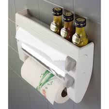 Toilet Paper Roll Storage Primeway Roll N Roll X4 Kitchen Film Foil Paper Dispenser