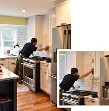 installing glass tiles for kitchen backsplashes kitchen backsplash installing subway tile backsplash porcelain