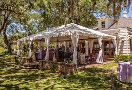 rent a tent for a wedding tent frame tents snyder events charleston sc s premier