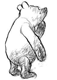 winnie pooh bear brain big bank