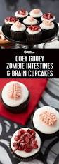 Halloween Fairy Cakes by Best 25 Zombie Cupcakes Ideas On Pinterest Brain Cupcakes