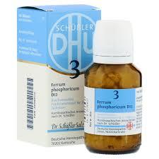 immunschwäche gegen immunschwäche biochemie dhu 3 ferrum phosphoricum d 12