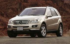 mercedes m suv used 2006 mercedes m class for sale pricing features