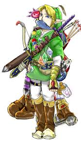 his and items realistic link with his items