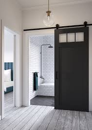 barn door ideas for bathroom alluring best 25 sliding bathroom doors ideas on diy