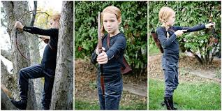 Katniss Costumes Halloween Alaskan Style 4 Ridiculously Adorable Diy Halloween Costumes