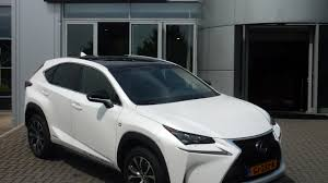 lexus uk nx lexus nx 300h awd f sport line youtube