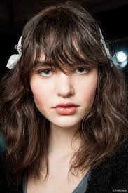 trend our guide curly with bangs