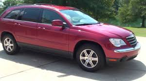 hd video 2007 chrysler pacifica touring for sale see www