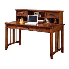 mission oak corner computer desk mission style computer desk with hutch quarter oak intended for oak