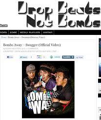 drop beats not bombs loves bombs away u0027s swagger radikal records