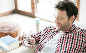 Online dating is now frequently done through smartphone apps The Telegraph