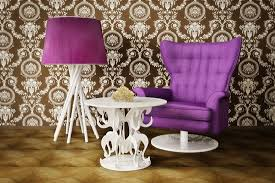 Purple Armchair 5 Awesome Purple Bedroom Ideas