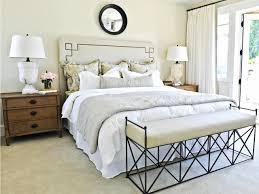 Vintage Rustic Bedroom Ideas - gray fur rug pale brown wooden bed frames vintage rustic bedroom