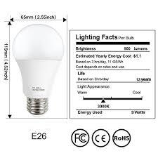 light bulb shape code a19 51oehh1hlcl jpg