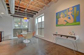 Open Floor Plan With Loft by Fab Contemporary Eastside Loft Chops 20k Off Asking Price