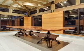 Dining Table For 20 Custom Furniture Designer Moseley Design The Heirloom