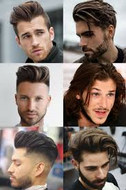 haircut lengths for men medium length hairstyles for men 2018 men s haircuts