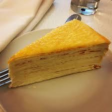m crepe cake recipe 28 images creme brule 233 crepe cake