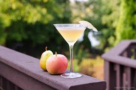 martini pear thanksgiving apéritif roundup apéritif friday