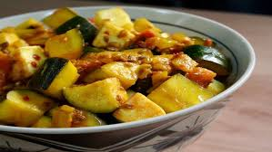 courgette paneer recipes food uk