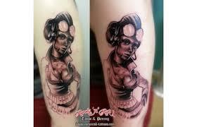rock u0027n u0027roll tattoo studio studio trueartists com