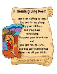 thanksgiving invite poem free printable invitation design