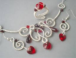 steel necklace wire images Wire jewelry jpg