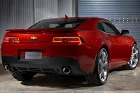 2013 camaro mpg 2013 or 2014 chevrolet camaro what s the difference autotrader