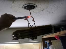 installing and wiring a light fixture dengarden