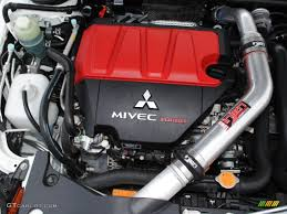 lancer evo engine 2010 mitsubishi lancer evolution gsr 2 0 liter turbocharged dohc