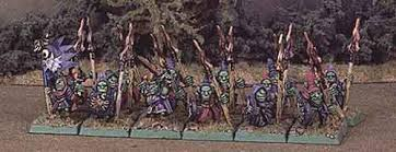 miniatures goblins orcs and goblins o g the 9th age