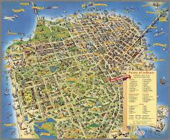 San Francisco Cable Cars Map by More Old Maps Of San Francisco Guaranteed To Blow Your Mind San